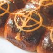 Mackintosh Cross Buns